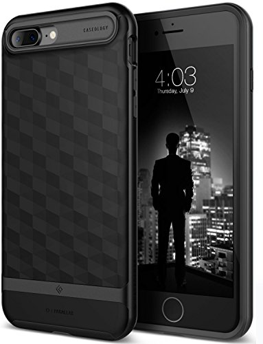 iPhone 7 Plus Case, Caseology [Parallax Series] Modern Slim Geometric Design [Matte...