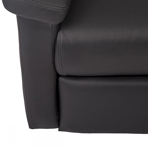 Recliner Chair Sofa Set Home Lounge Leather Chair