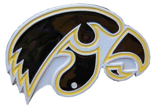 University of Iowa Hawkeyes Logo Novelty Belt Buckle ()