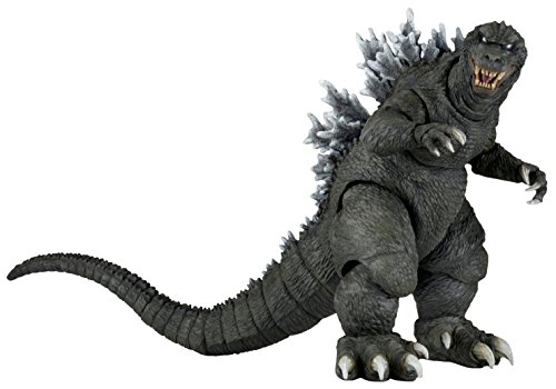 NECA Classic Godzilla 2001 Movie Head to Tail Action Figure, 12