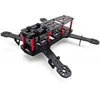 USAQ ZMR250 3K Carbon Fiber Racing Drone Frame with Hardware