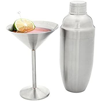 Tovolo 81-9264 Cocktail Shaker 1 EA Stainless Steel