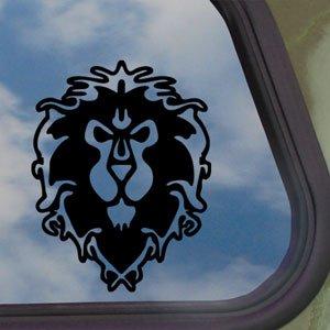 World of Warcraft Alliance Wow Decal Vinyl Car Window Sticker ANY SIZE