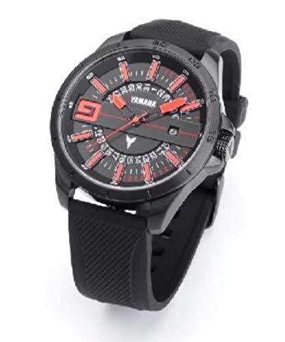 Yamaha Reloj de Pulsera Estilo hypernaked Watch MT Negro: Amazon.es: Relojes