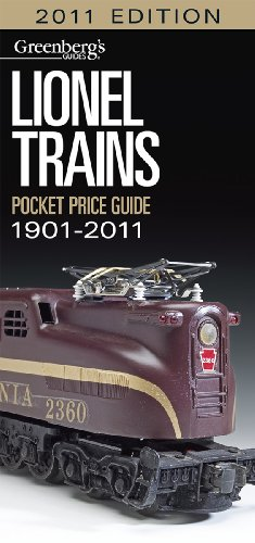 Lionel Trains Pocket Price Guide 1901-2011 (Greenberg's Pocket Price Guide Lionel ()