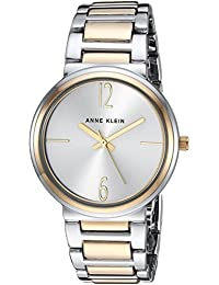 Women's AK/3169SVTT Two-Tone Bracelet Watch
