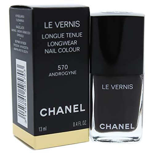 Chanel Le Vernis Longwear Nail Colour for Women, 570 Androgyne, 0.4 Ounce