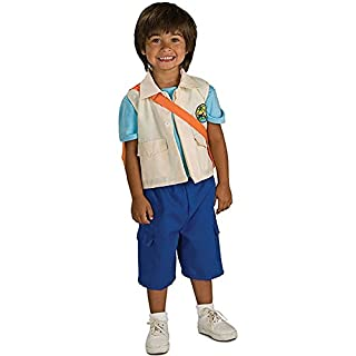 Deluxe Diego Costume - Toddler