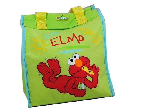 Sesame Street Elmo Diaper Green