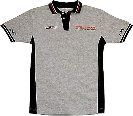 Trabucco Camiseta Pesca Polo GNT XL Spinning Rio: Amazon.es ...