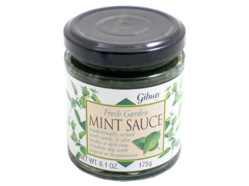Gilway Fresh Garden Mint Sauce, 6.1 oz ()