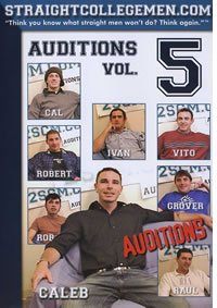 auditions men Straight college