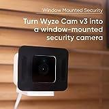 Wyze Window Mount for Wyze Cam v3