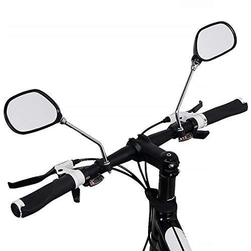 MidGard fiets achteruitkijkspiegel, stuur fietsspiegel verstelbaar