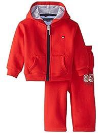 Tommy Hilfiger Baby-Boys Newborn Draper Fleece Set