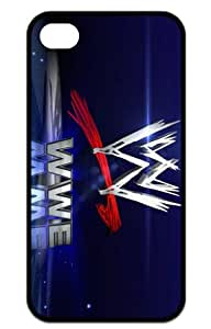 WWE Logo Phone Shell Cover Case for iPhone 4/4s