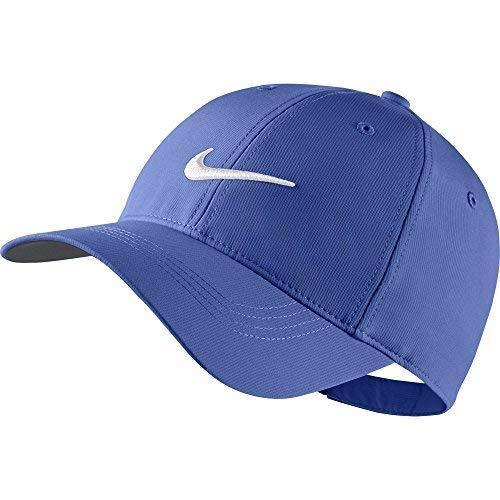 NIKE Golf Tech Adjustable Cap (Game Royal)