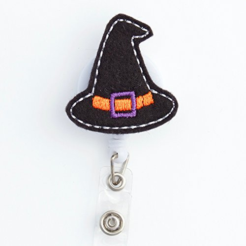Witch Hat Badge Reel