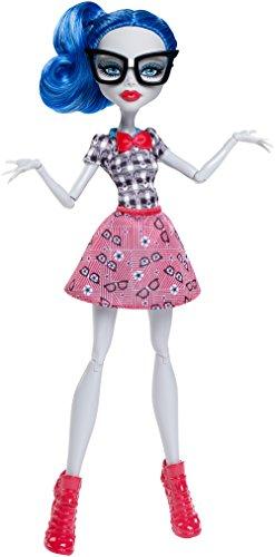 Monster High Geek Shriek Ghoulia Yelps Doll (Monster High Ghoulia)