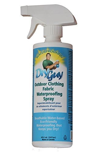 Outdoor Clothing Fabrics Waterproofing Spray by Dry Guy Waterproofing