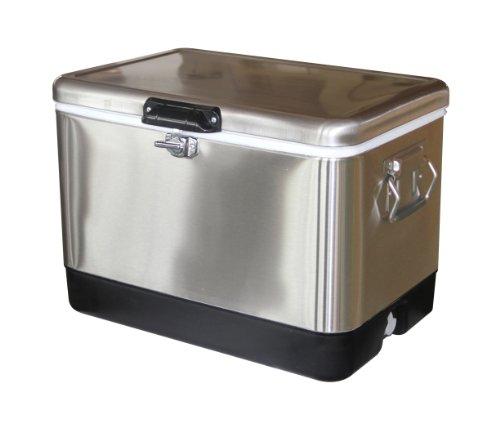 Leisure Season Stainless Steel Cooler