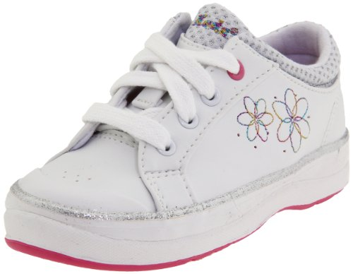 Keds Charlotte Sneaker ,White,4.5 W US Toddler