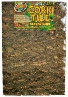 Natural Cork Tile Background Medium 12 X 18 Leadoff