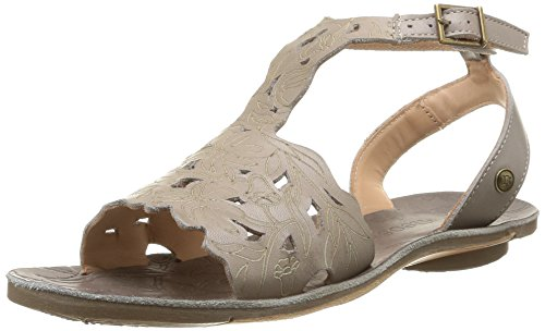 Neosens Daphni 427 - Sandalias de Vestir de cuero mujer gris - Gris (Alabastro)