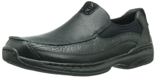 Dunham  Men's Wade Slip-On,Black,18 D US