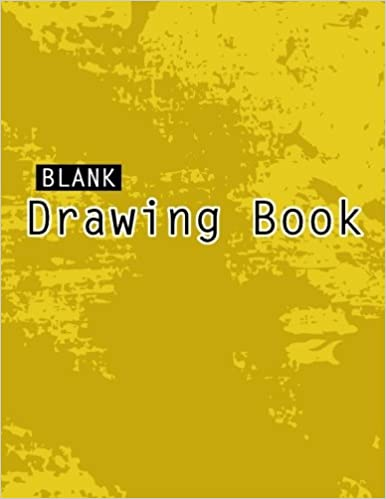 Descargar Libro Blank Drawing Book, Extra Large (8.5 X 11) Inches,150 Pages: Volume 4 Infantiles PDF