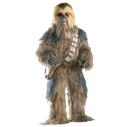 Star Wars Collector Supreme Edition, Star Wars Episode III, Chewbacca Costume, Adult Standard