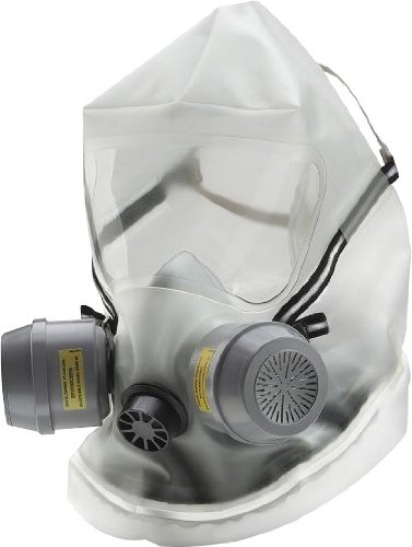 Emergency Escape CBRN Hood, Includes Hood in Sealed Bag & Outer Carry Bag