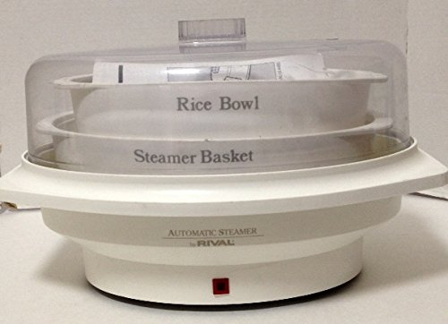 rival food steamer - 3
