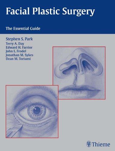 Facial Plastic Surgery The Essential Guide (1st 2005) [Park]