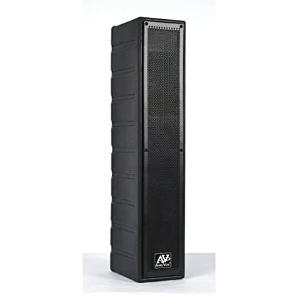 Image of Carts & Stands Amplivox S1234 Sealed Type/Rotational Molded Line Array Speaker
