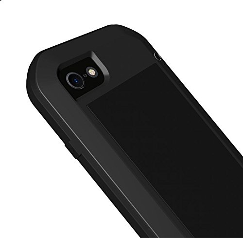 LOVE MEI - Coque LoveMei Powerful rouge pour iPhone 7
