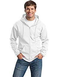Men's Classic Full Zip Hooded Sweatshirt