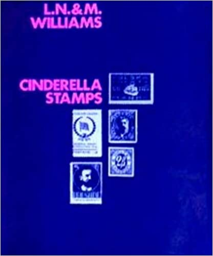 Book Cinderella Stamps (Philatelic)