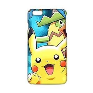 Wish-Store Pokemon alive world 3D Phone Case for iPhone 6 plus Kimberly Kurzendoerfer