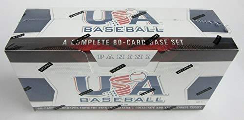 2015 Panini USA Baseball Factory Set