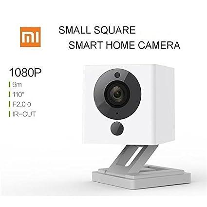 OchOOs IP Cámara de Vigilancia XiaoMi Xiao Fang WI-FI 1080P Full HD 110º Gran