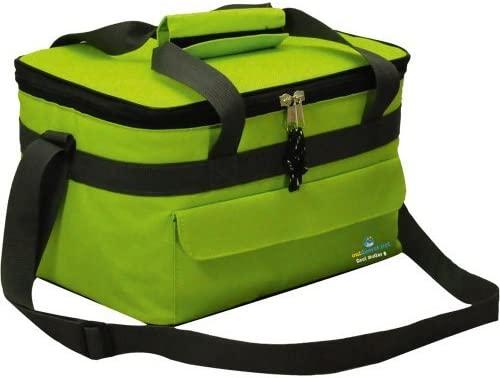 outdoorer Cool Butler 6 - Bolsa Nevera Pequeña 6L, Verde, con ...