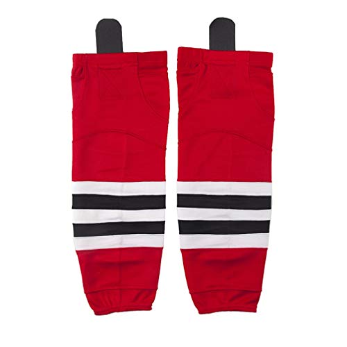 COLDINDOOR Youth Dry Fit Ice Hockey Socks Junior Ccm Kids Shin Guard
