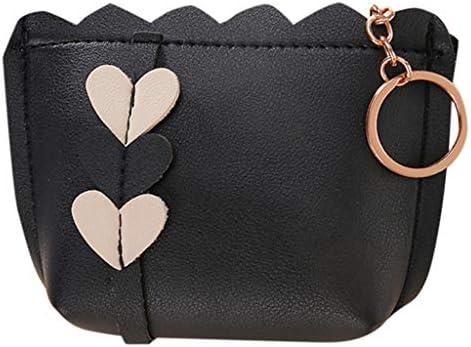 Amazon.com: Bolsas de monedas de Sunbona para mujeres, piel ...