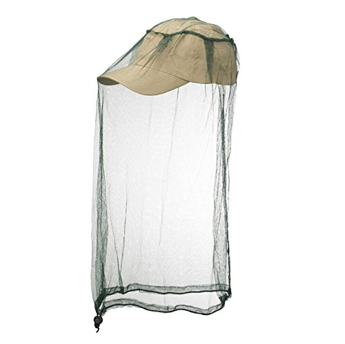 Atwater Carey Mosquito Head Net Treated with Insect Shield Permethrin Bug Repellent -