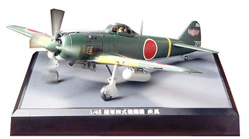 タミヤ 1/48 プロペラアクションシリーズ No.01 日本陸軍 四式戦闘機 疾風 プラモデル 61501