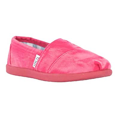 Toms - Youth Red Palmetto Summer Classics Shoes