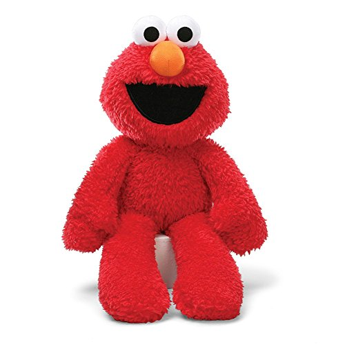 ": Gund Sesame Street Take Along Elmo 12"" Plush"