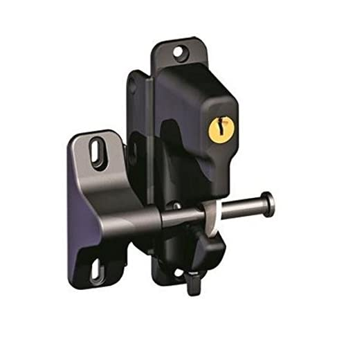free shipping Keystone Advantage One Sided Zinc Diecast Gate Latch