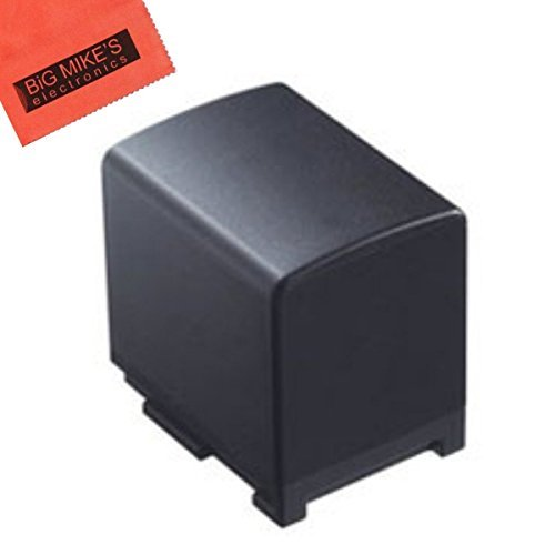 BM Premium BP-820 Battery for Canon VIXIA GX10, HF G21, HFG30, HFG40, HFM30, HFM31, HFM32, HFM300, HFM301, HFM40, HFM41, HFM400, XA10, XA11, XA15, XA20, XA25, XA30, XA35, XF400, XF405 Camcorders